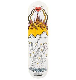 Wknd Skateboards Wknd Deck Christian Maalouf Running With Daisies (8.25)