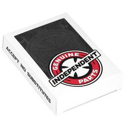 Independent Independent Riser Pads (Black/1/4 inch)