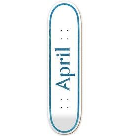 April April Deck Team Logo Blue (8.5)