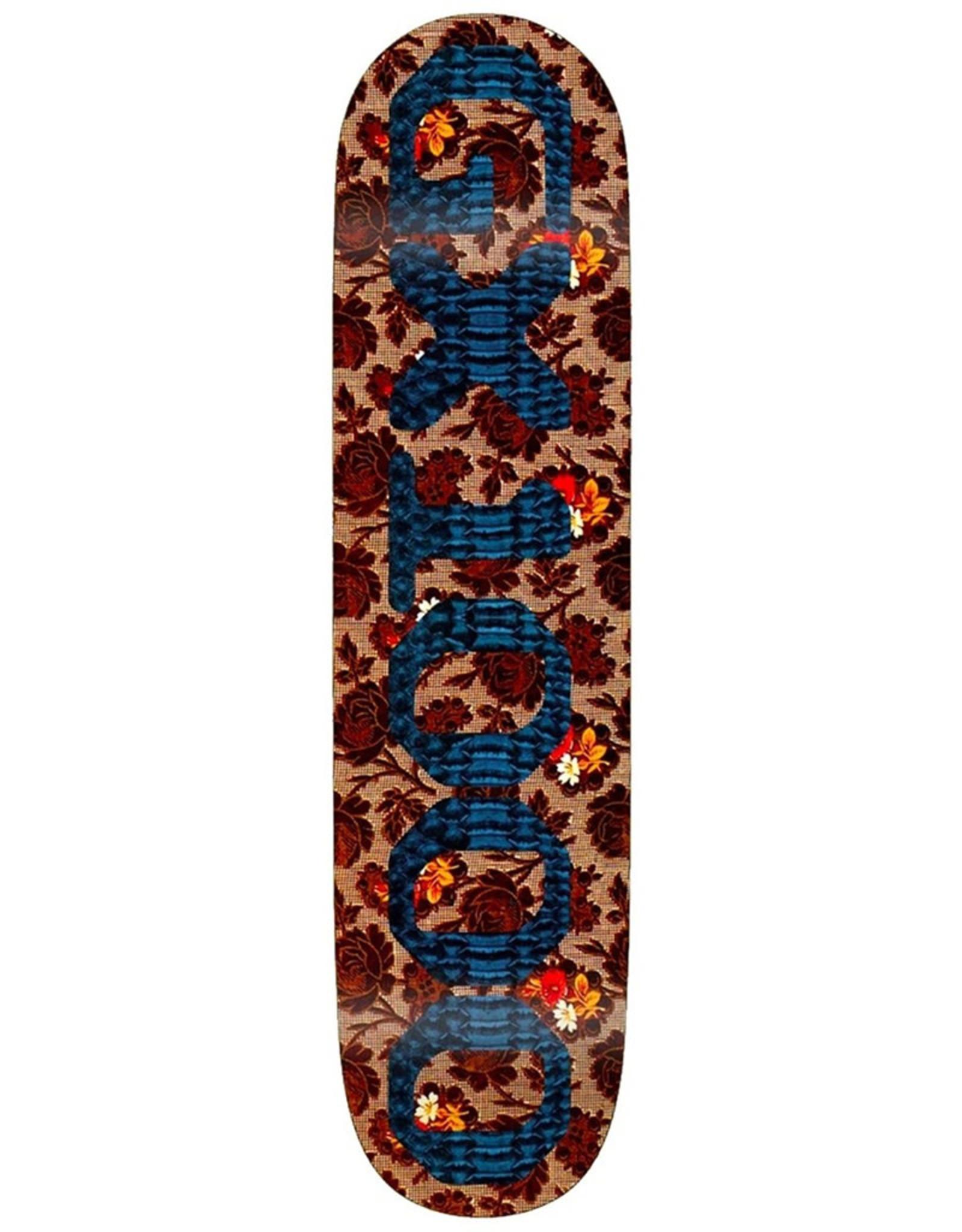 GX1000 GX-1000 Deck Team OG Scales Blue II (8.375)
