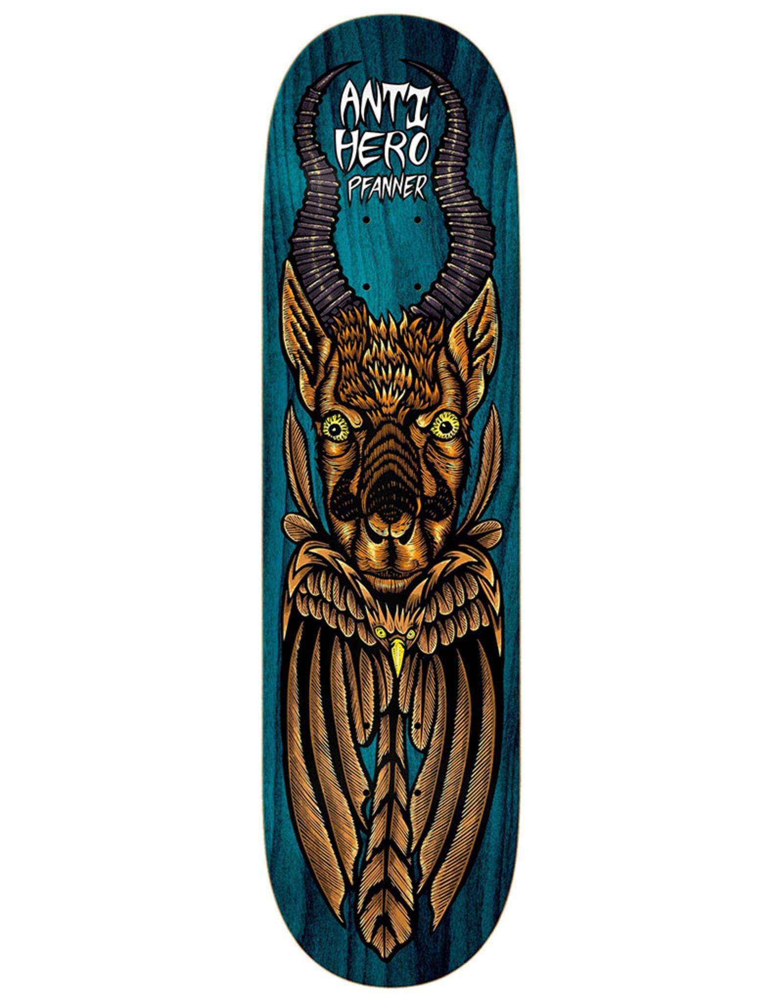 Anti Hero Anti Hero Deck Chris Pfanner Totem (8.25)