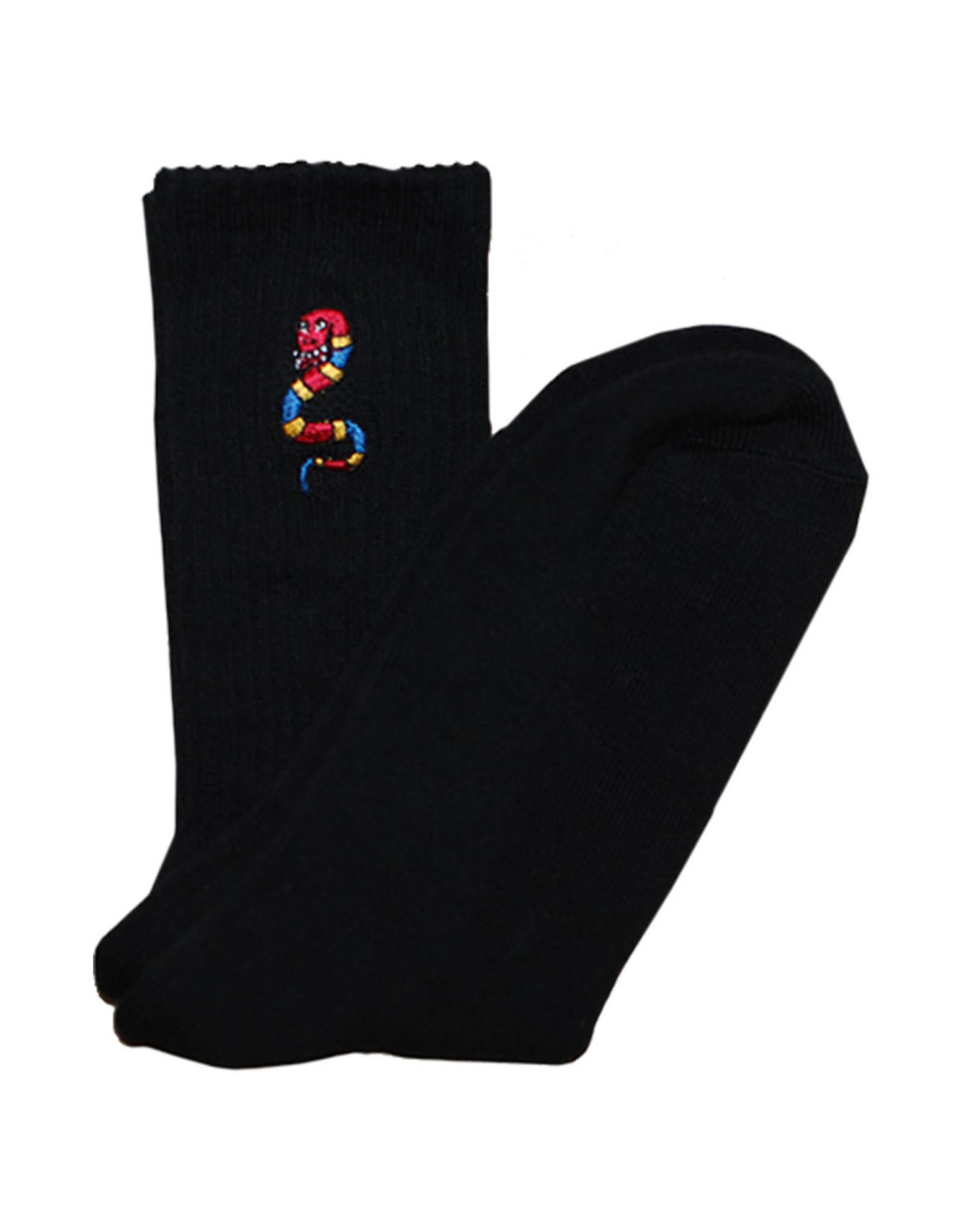 Foundation Foundation Socks Hisss Crew (Black)