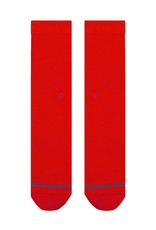 Stance Stance Socks Icon Crew (Red)