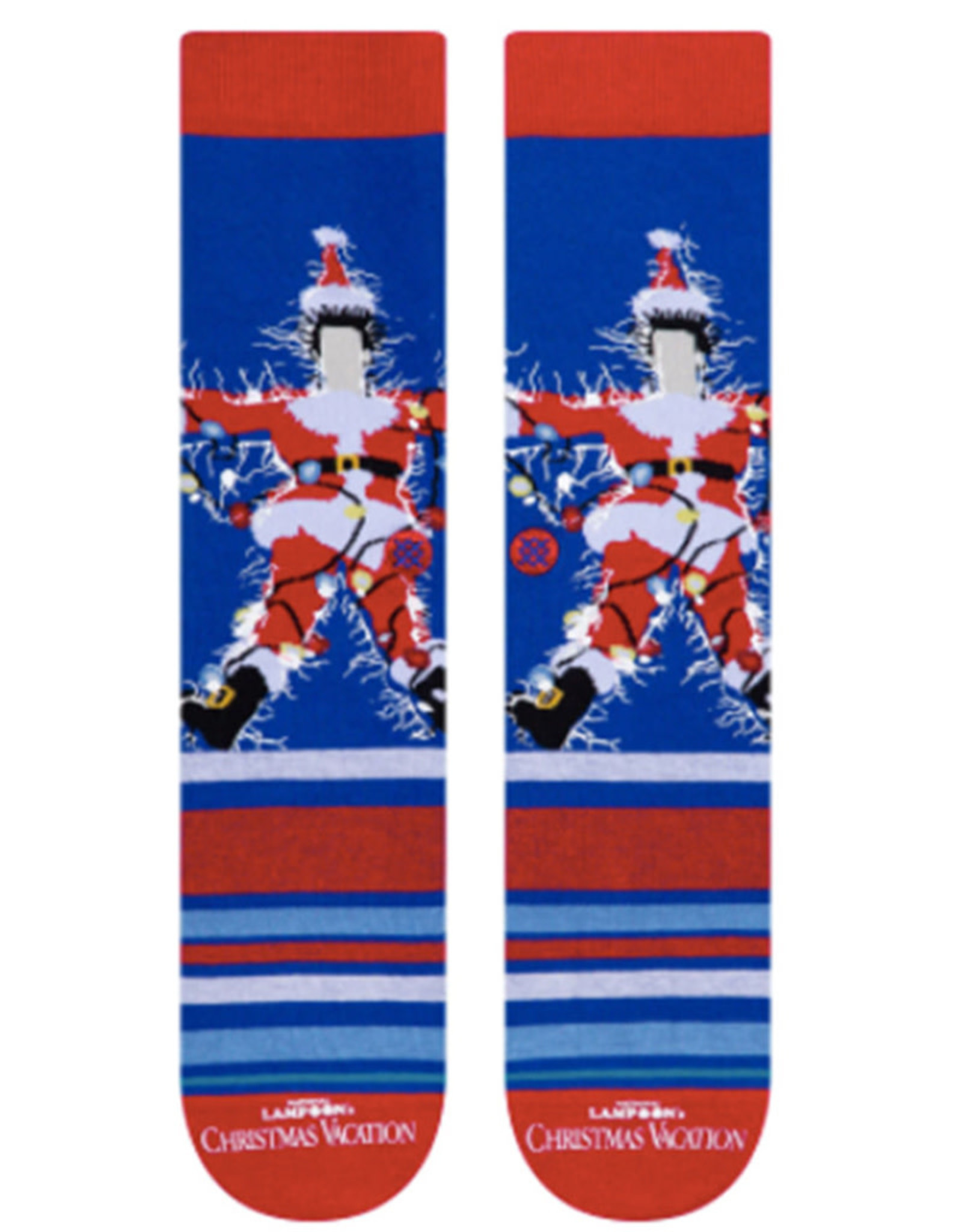 Stance Stance Crew Christmas Vacation (Blue)