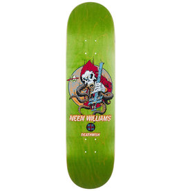 Deathwish Deathwish Deck Neen Williams Astrovore Twin Tail (8.25)