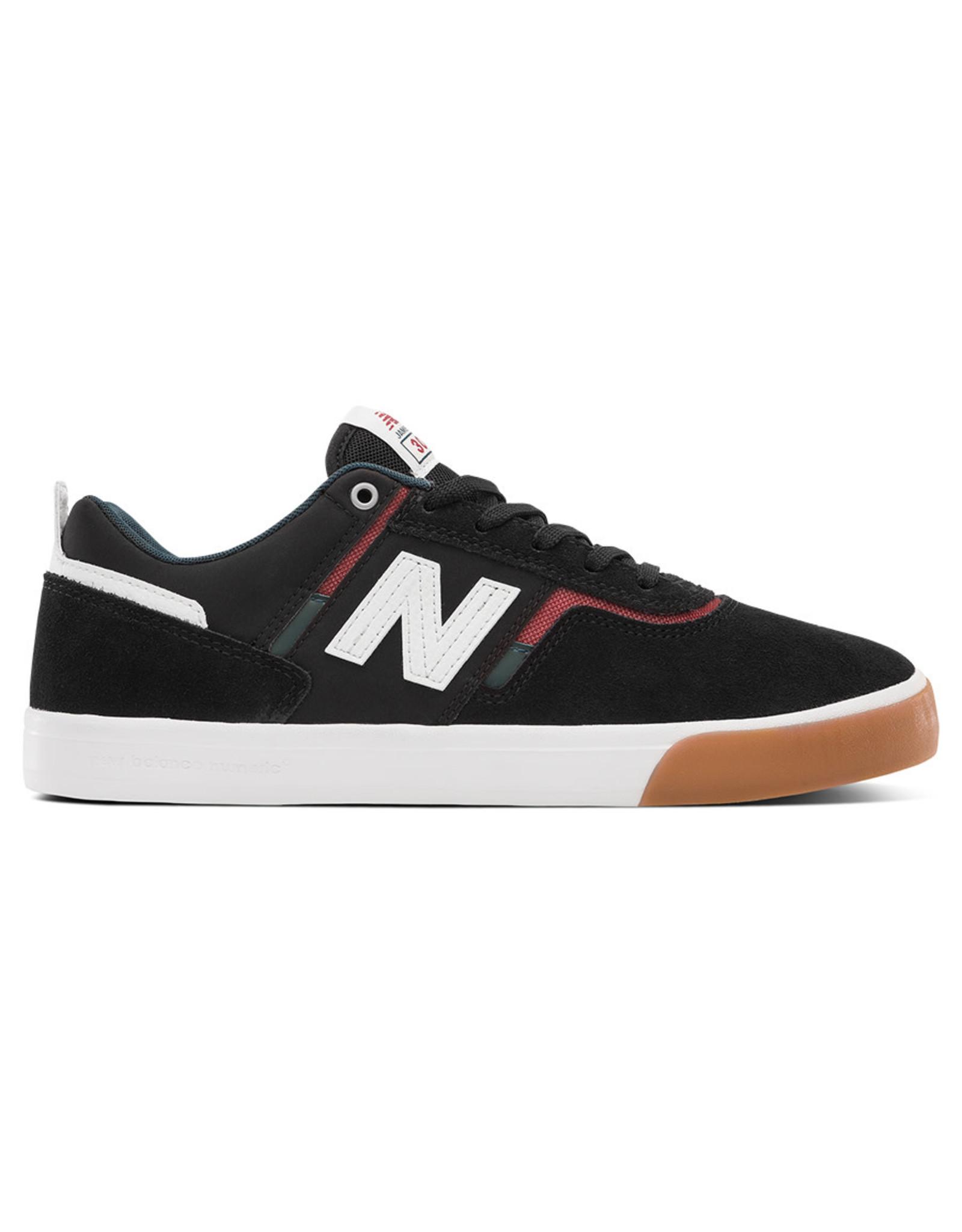 New Balance Numeric New Balance Numeric Shoe 306 Jamie Foy (Black/Forest/Red)