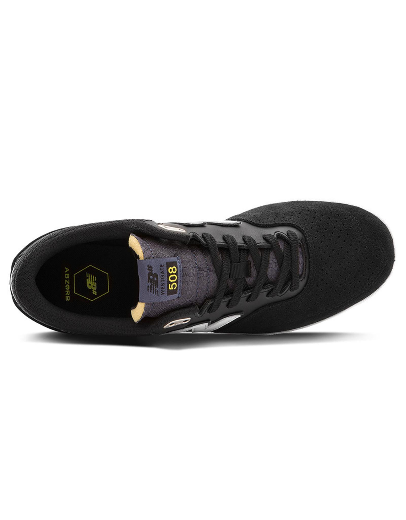 New Balance Numeric New Balance Numeric Shoe 508 Brandon Westgate (Black/Navy)