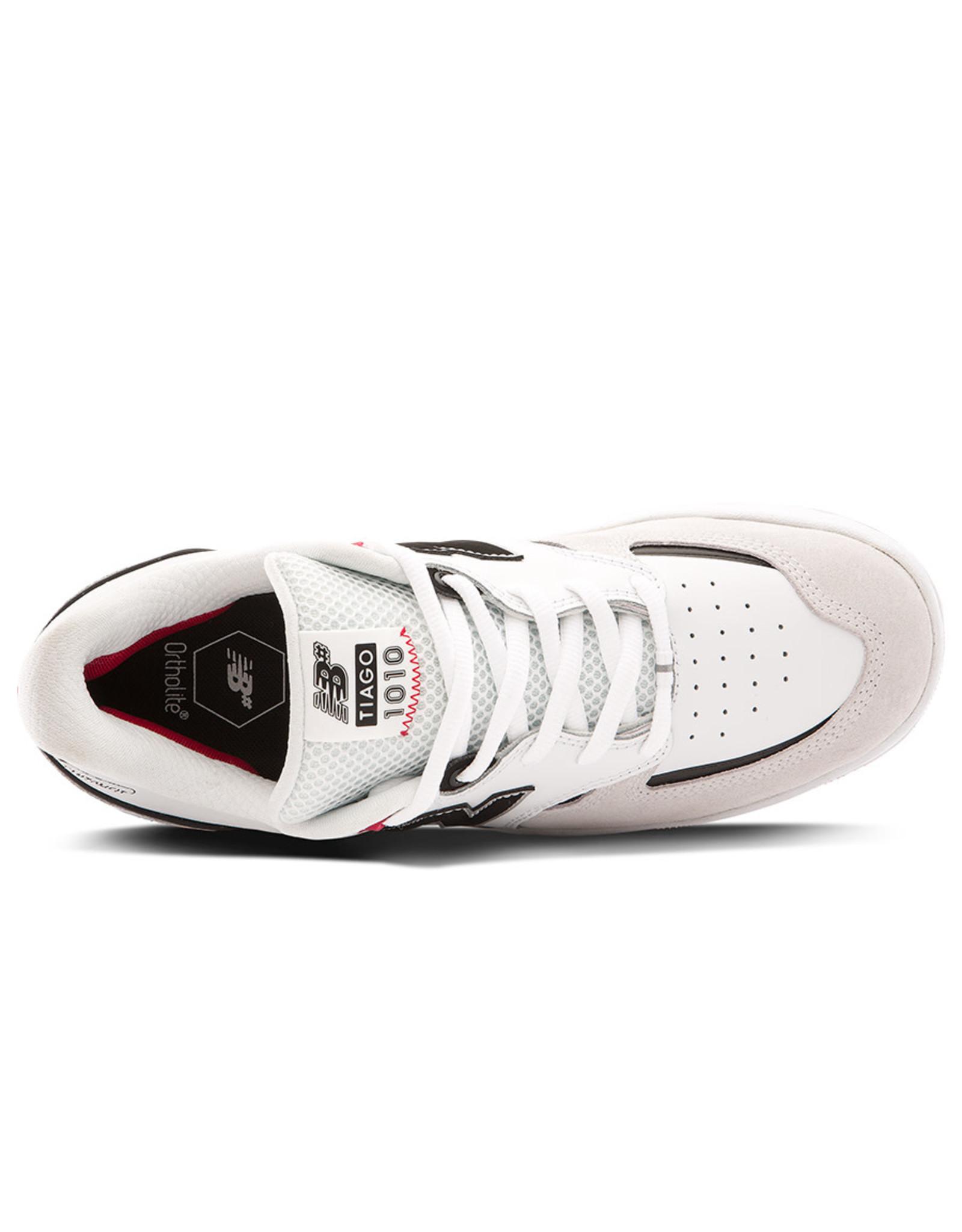 New Balance Numeric New Balance Numeric Shoe 1010 Tiago Lemos (White/Black)