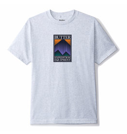 Butter Goods Butter Goods Tee Expedition S/S (Ash Grey)