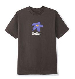 Butter Goods Butter Goods Tee Flowers S/S (Brown/Purple)