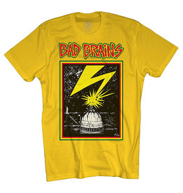 Star 500 Concert Series On Hollywood Tee Bad Brains Capitol S/S (Yellow)
