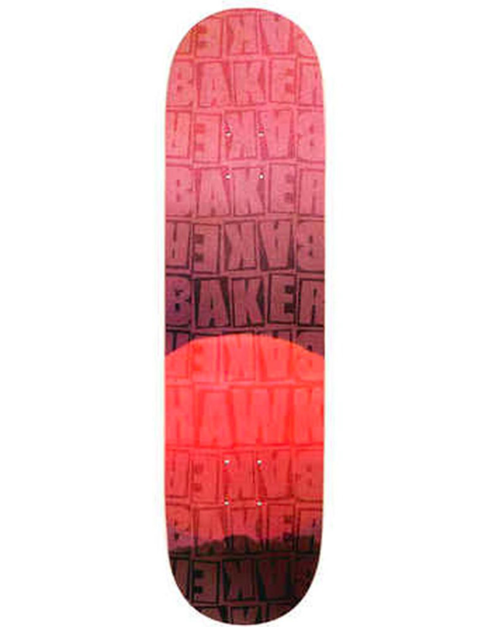 Baker Baker Deck Riley Hawk Pile Red B2 (8.125)