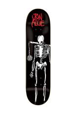 Zero Skateboards Zero Deck Jon Allie Living Dead (8.125)