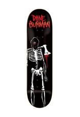 Zero Skateboards Zero Deck Dane Burman Living Dead (8.5)