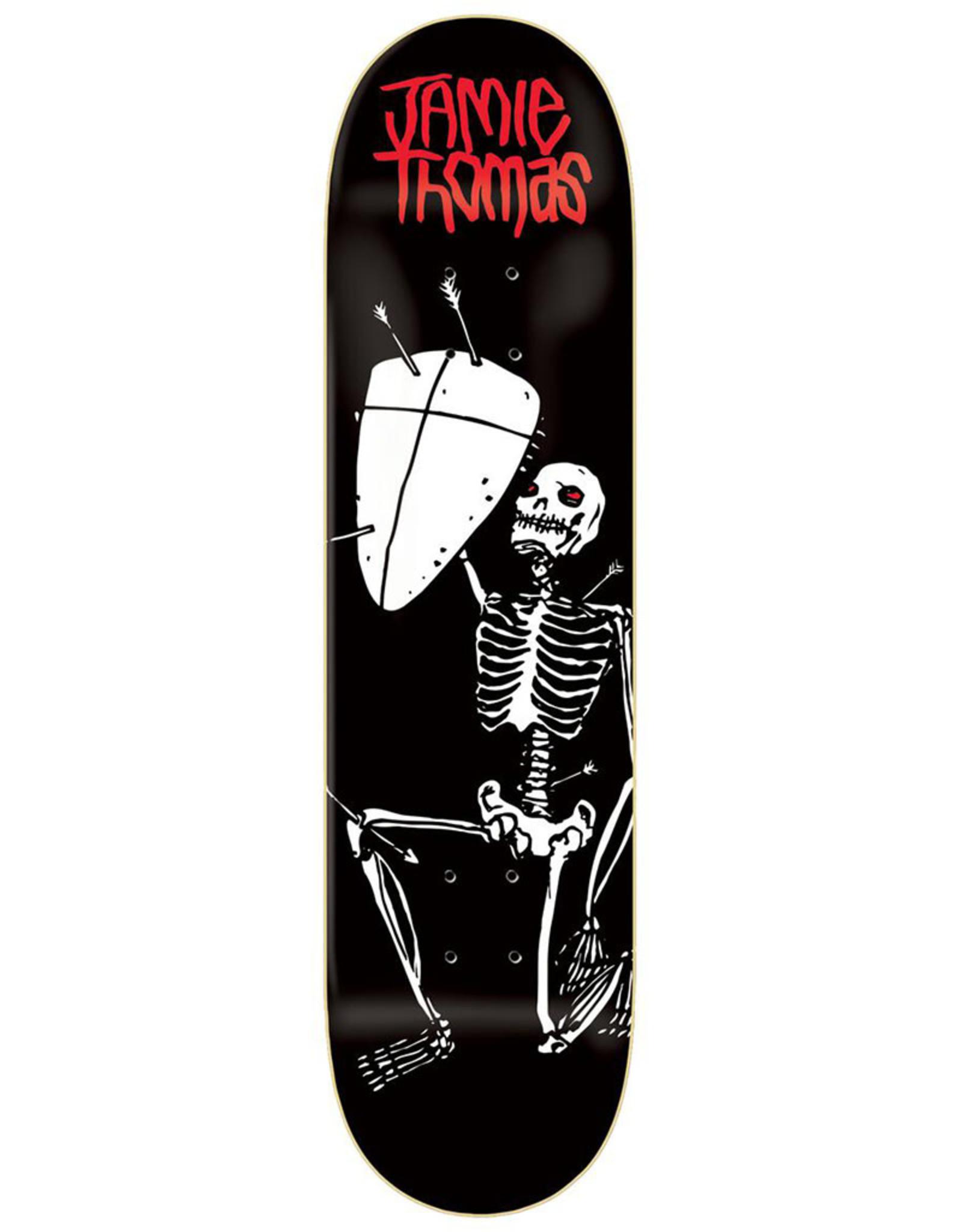 Zero Skateboards Zero Deck Jaime Thomas Living Dead (8.25)