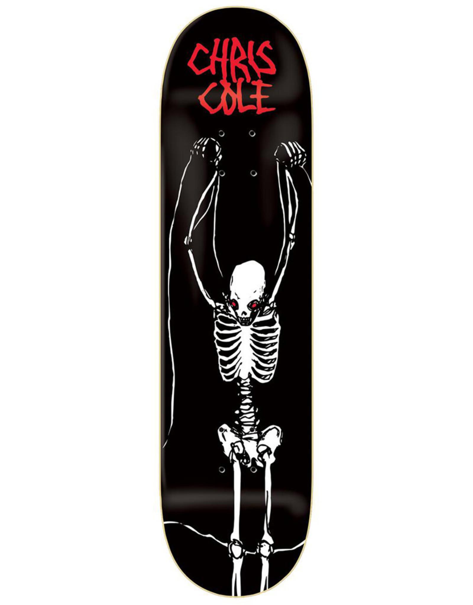 Zero Skateboards Zero Deck Chris Cole Living Dead (8.375)