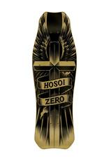 Zero Skateboards Zero Deck Christian Hosoi Wings Of Glory Gold (10.0)