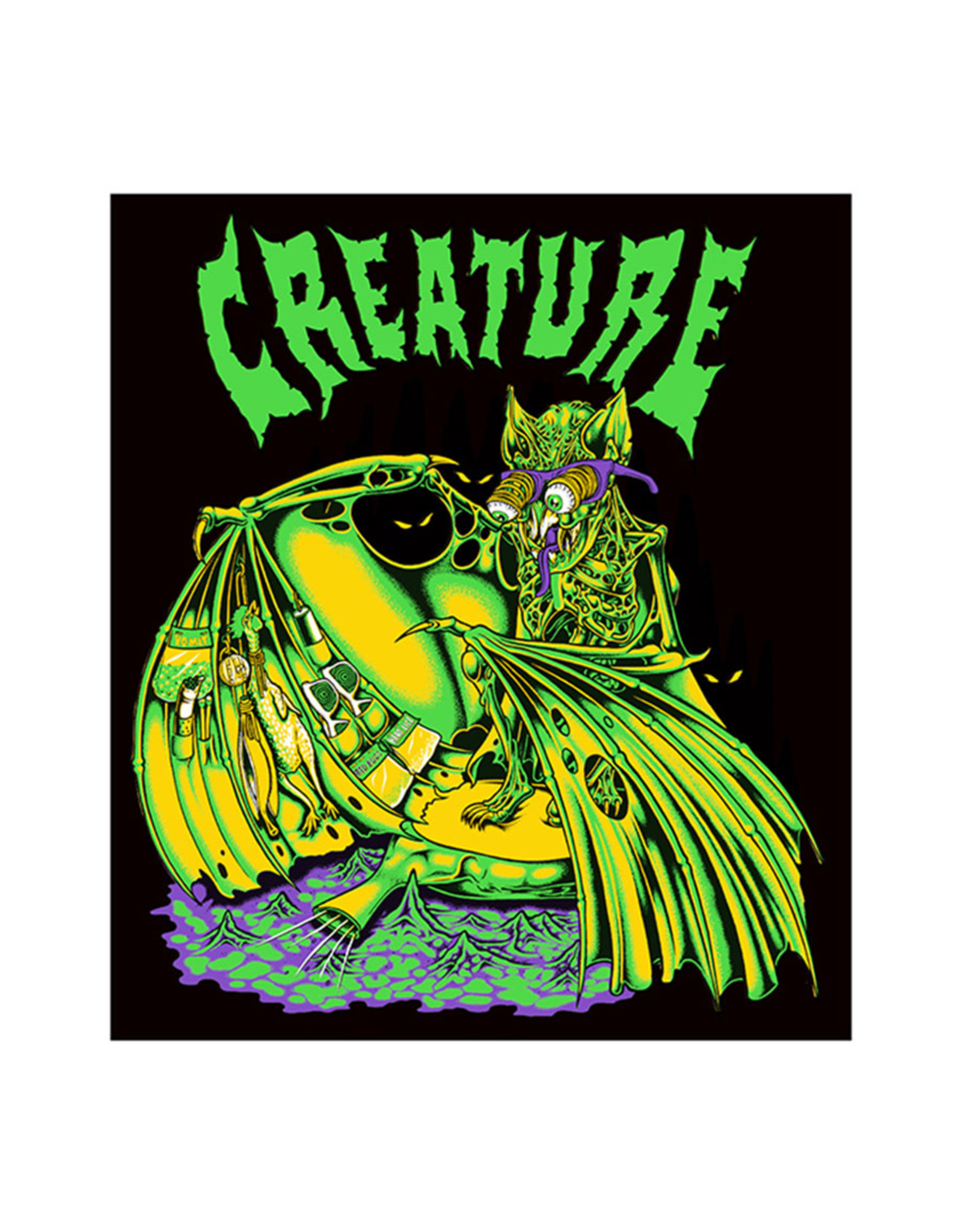 """Creature Creature Sticker Trader Multi (4"""")"""