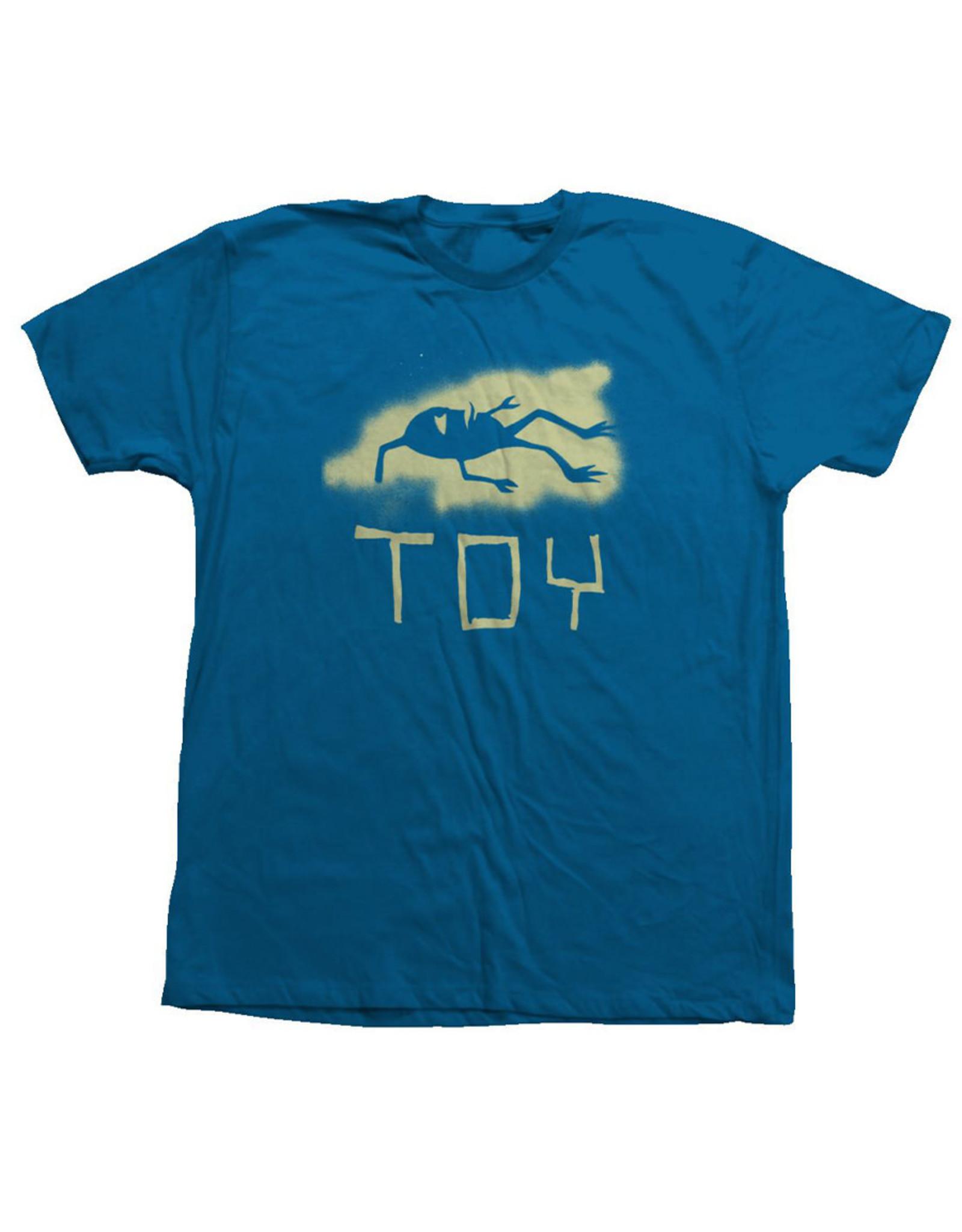 Toy Machine Toy Machine Tee T O Y S/S (Royal)