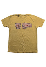 Toy Machine Toy Machine Tee Fists S/S (Ginger)