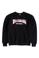 Thrasher Thrasher Crew Mens Firme Logo (Black)