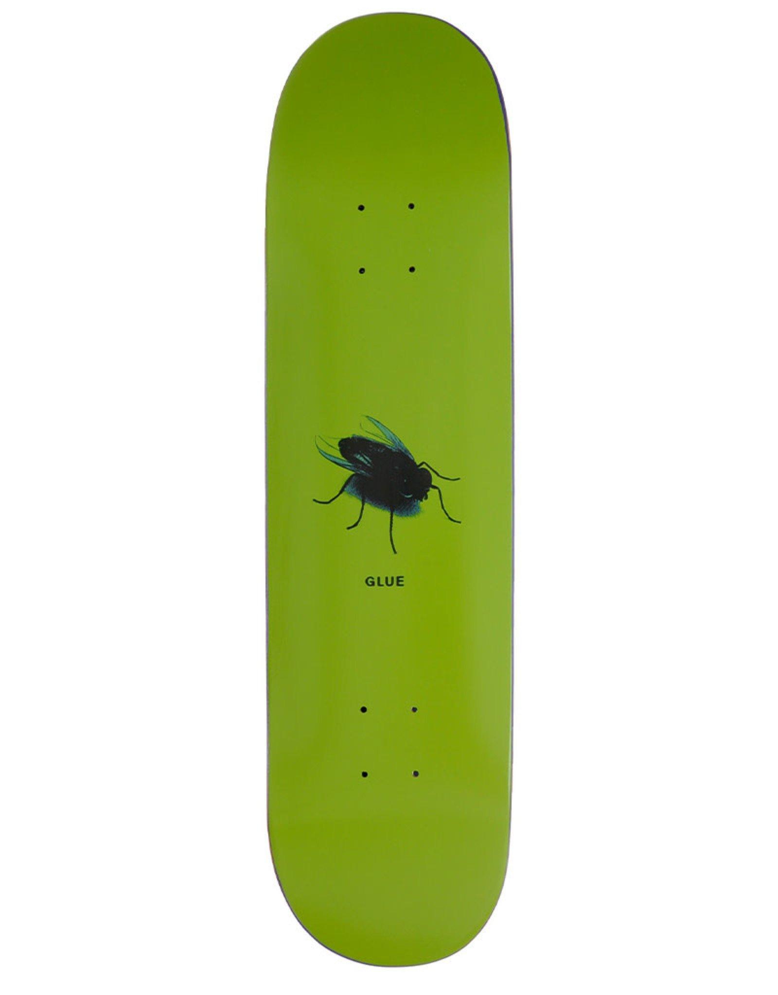Glue Skateboards Glue Deck Team Fly Green (8.25)