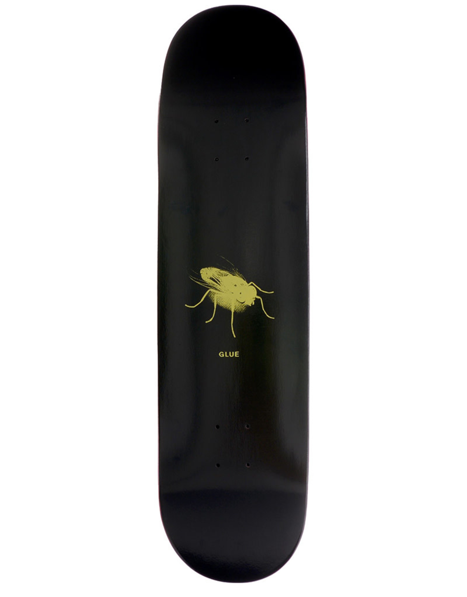 Glue Skateboards Glue Deck Team Fly Yellow (8.0)