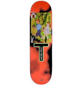 Quasi Skateboards Quasi Deck Tyler Bledsoe Moon (8.375)