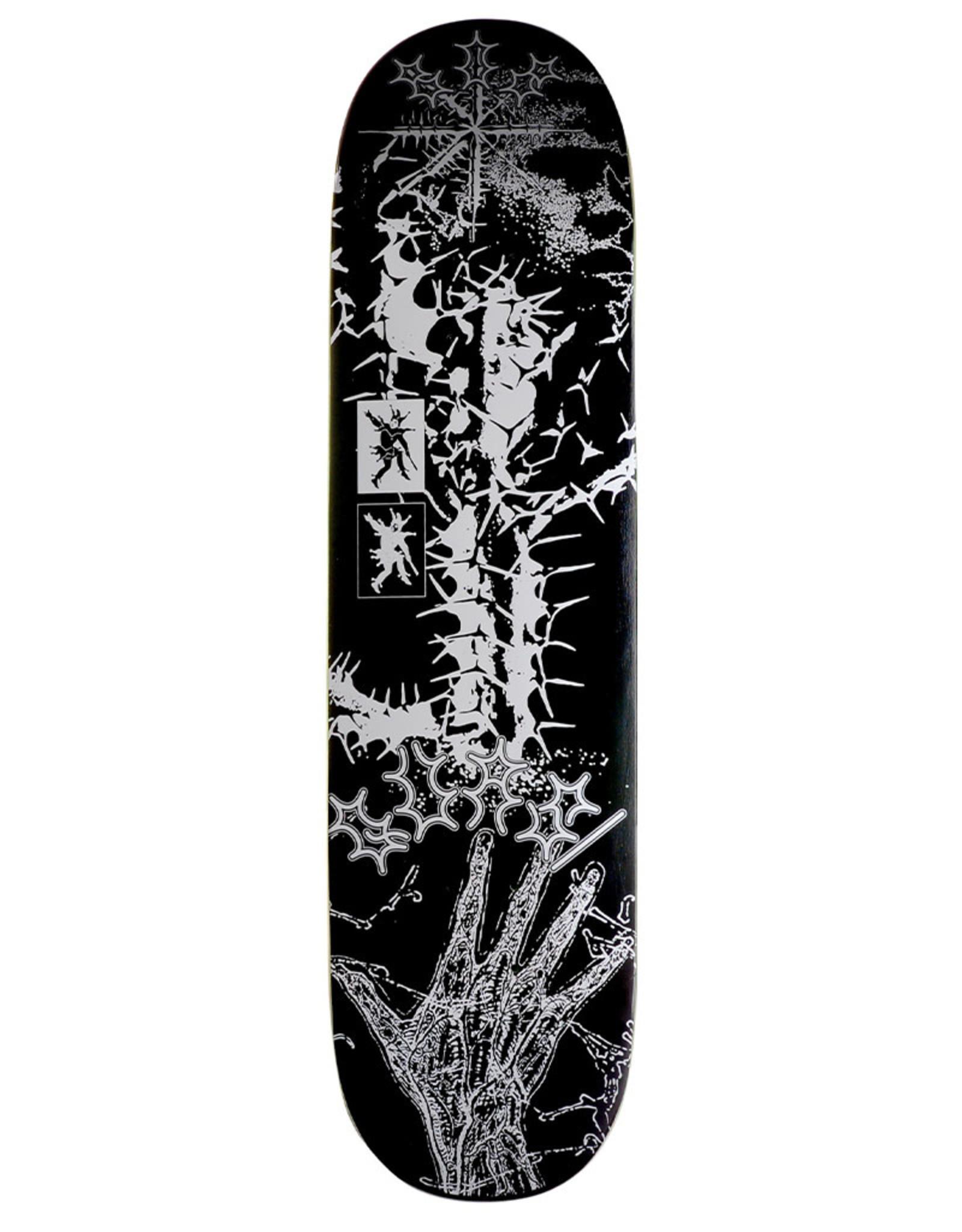 Quasi Skateboards Quasi Deck Bobby De Keyzer Monochrome (8.125)