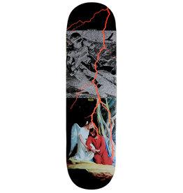 Quasi Skateboards Quasi Deck Dick Rizzo Sabbath (8.5)