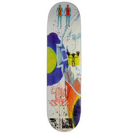 Quasi Skateboards Quasi Deck Team 99 (8.25)