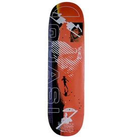Quasi Skateboards Quasi Deck Team AB (8.625)