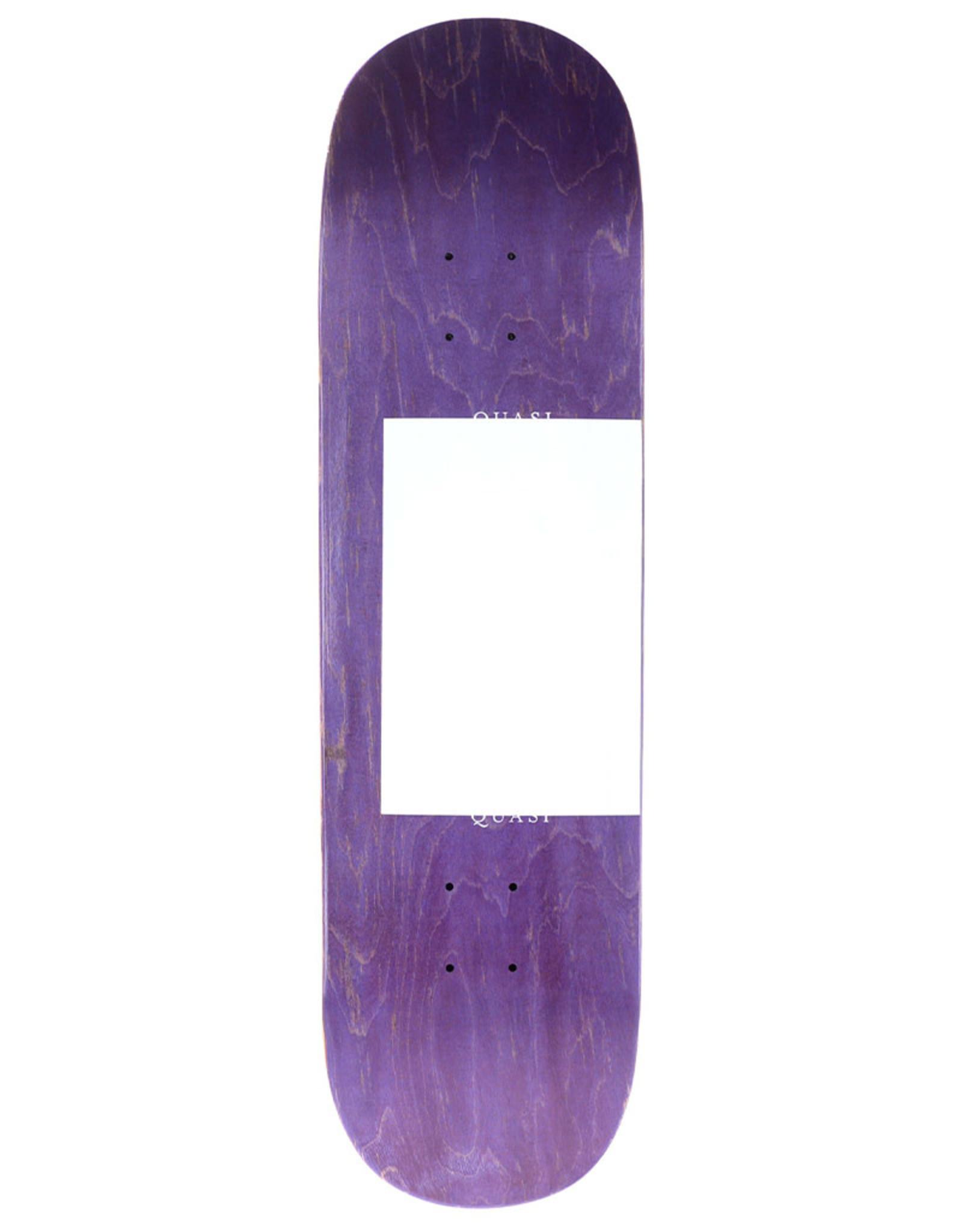 Quasi Skateboards Quasi Deck Team Proto Two (8.5)