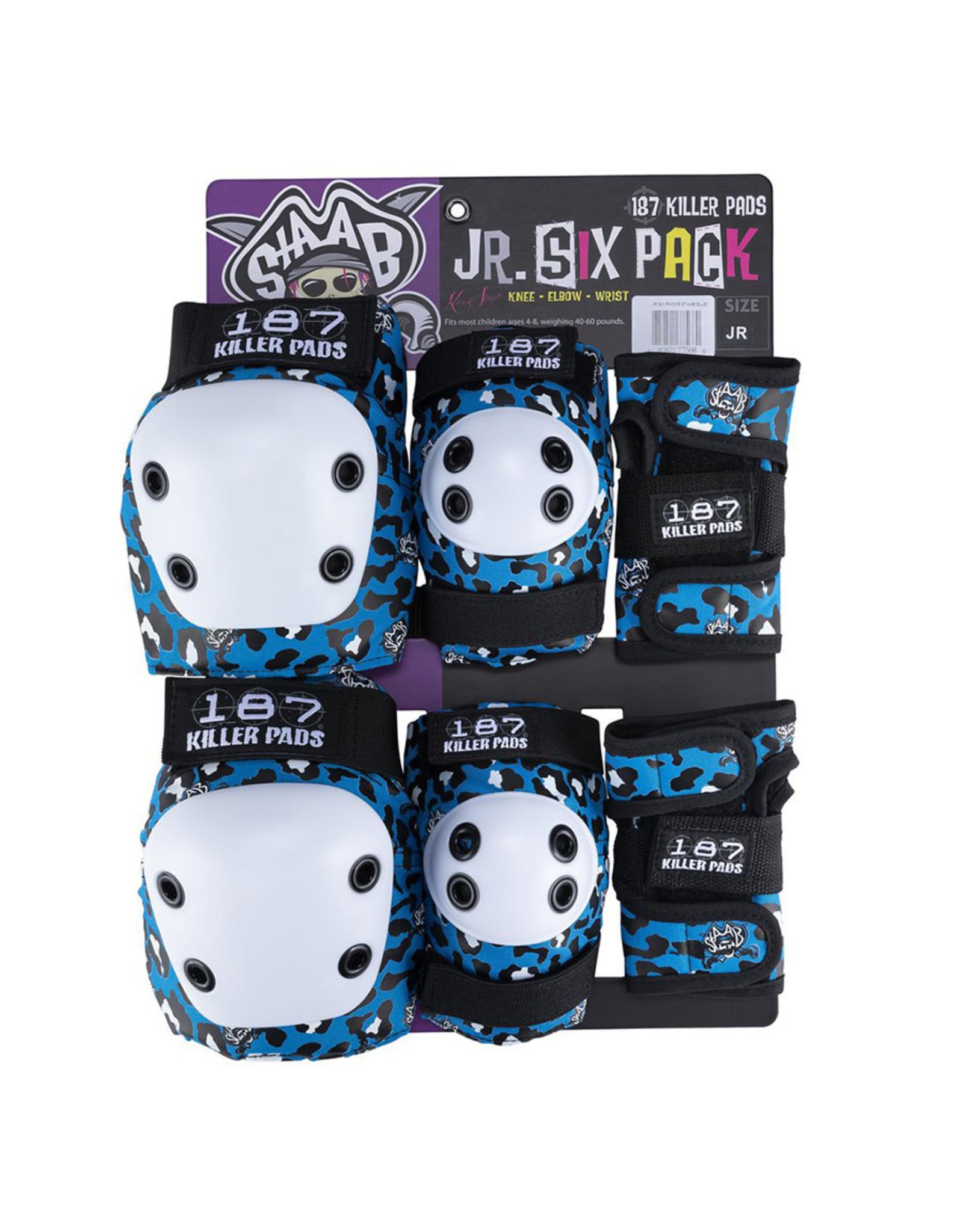 187 Killer Pads 187 Killer Pads Junior (Staab Blue)