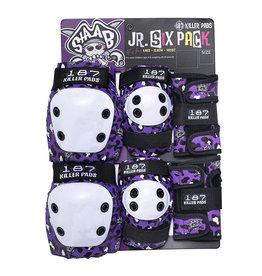 187 Killer Pads 187 Killer Pads Junior (Staab Purple)