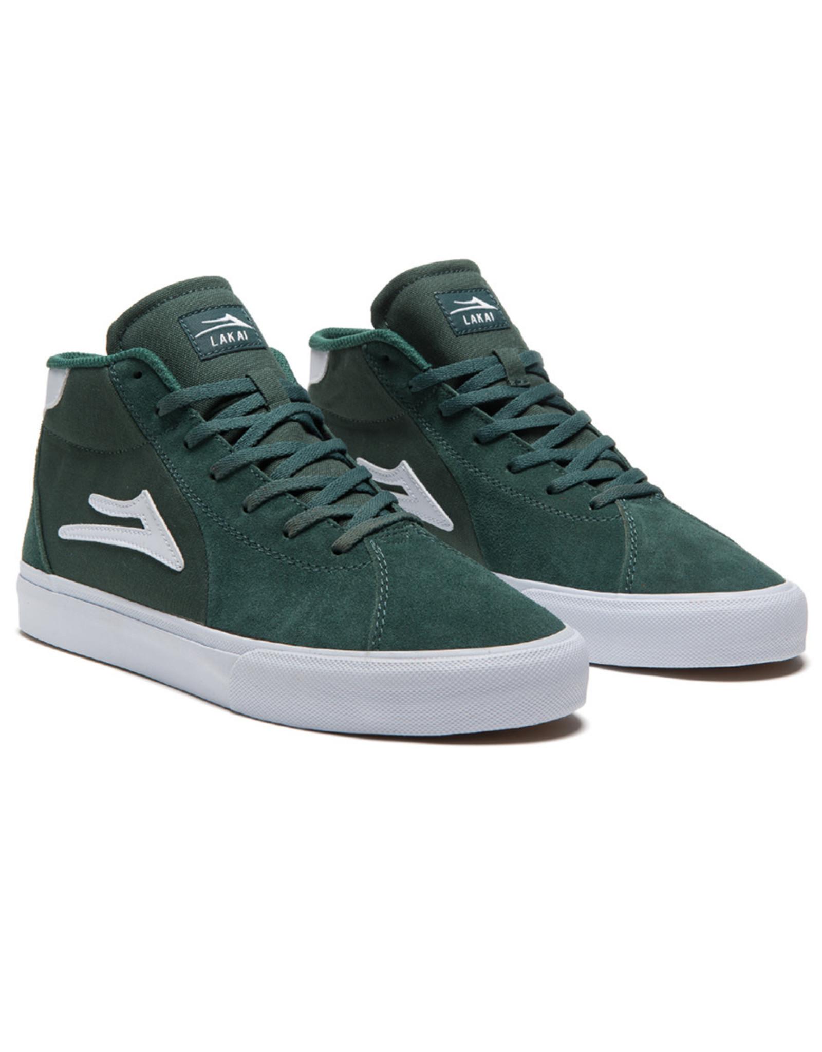 Lakai Shoes Lakai Shoe Flaco II Mid (Pine Suede)