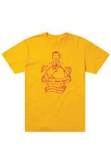 Lakai Shoes Lakai Tee Doom Sayers Corp World S/S (Yellow)