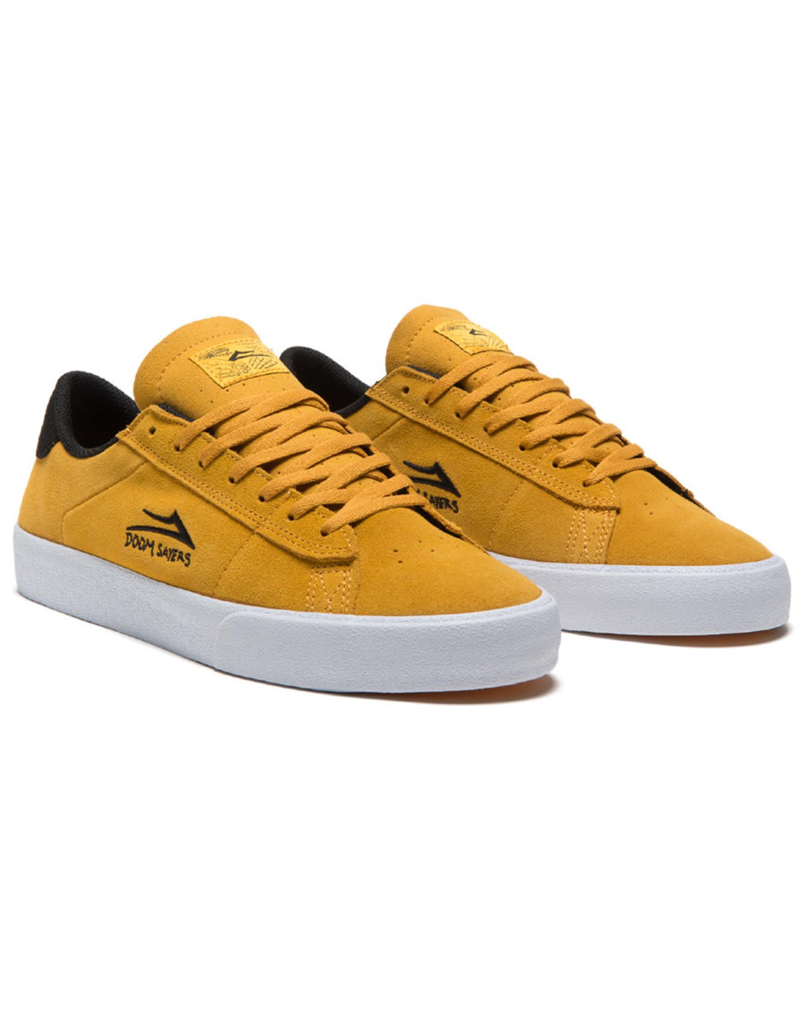Lakai Shoes Lakai Shoe Newport Doom Sayers (Gold Suede)