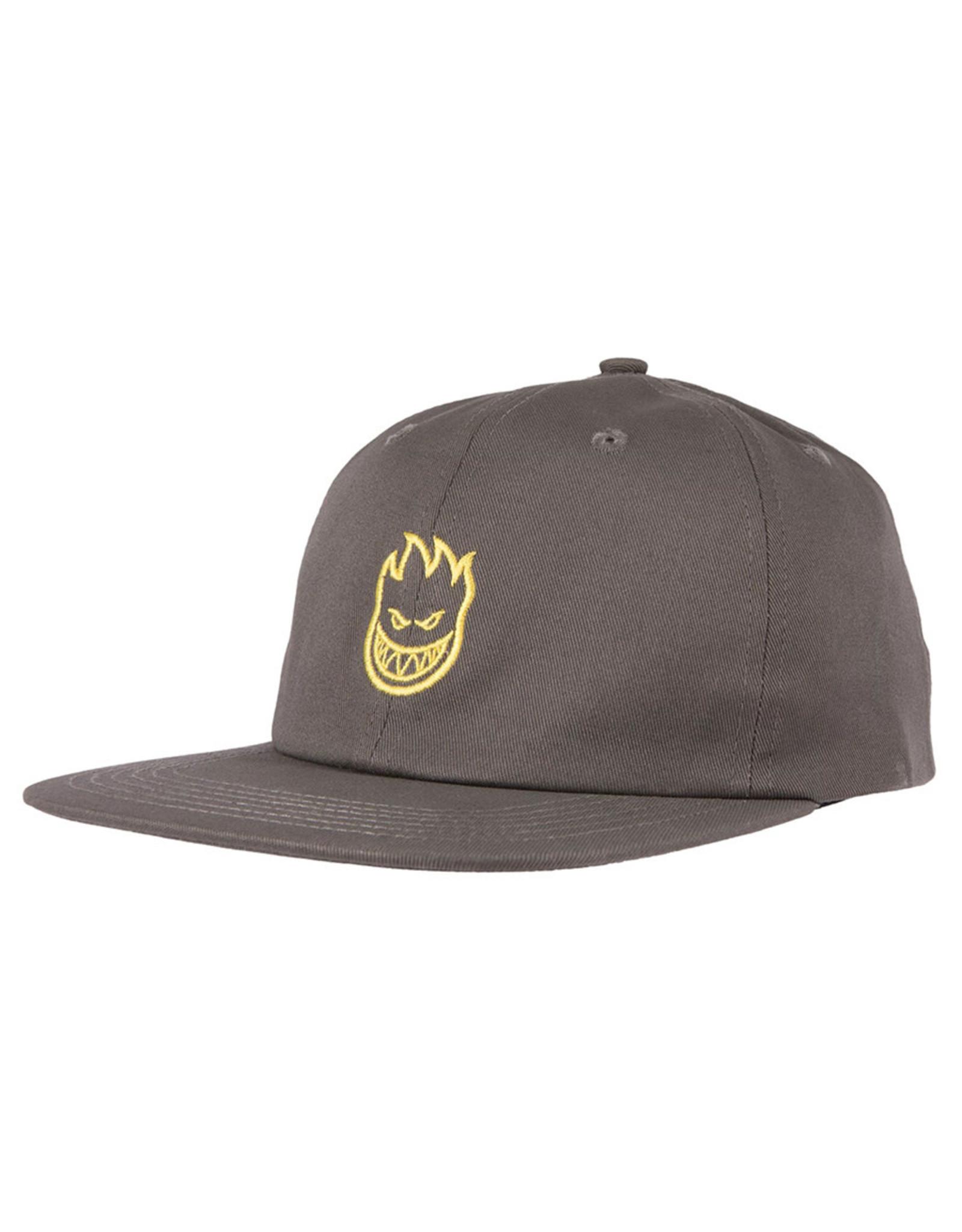 Spitfire Spitfire Hat Lil Bighead Strapback (Dark Grey/Yellow)