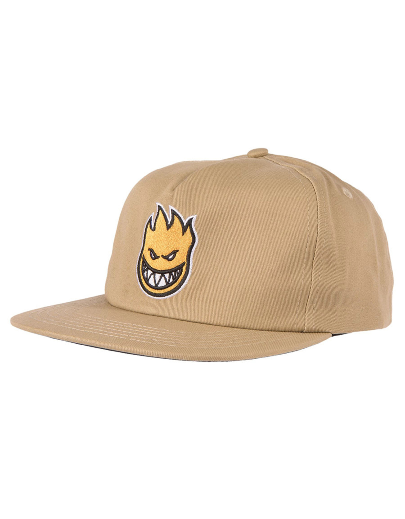 Spitfire Spitfire Hat Bighead Fill Snapback (Tan/Orange)
