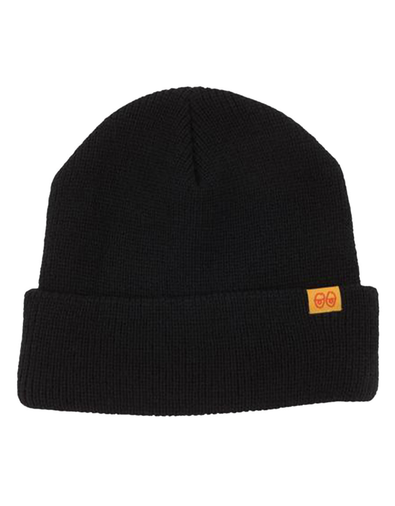 Krooked Krooked Beanie Eyes Clip Cuff (Black/Gold/Red)