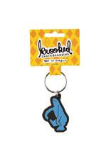 Krooked Krooked Key Chain Shmoo (Blue)