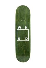 Wknd Skateboards Wknd Deck Team White Logo Assorted (8.25)