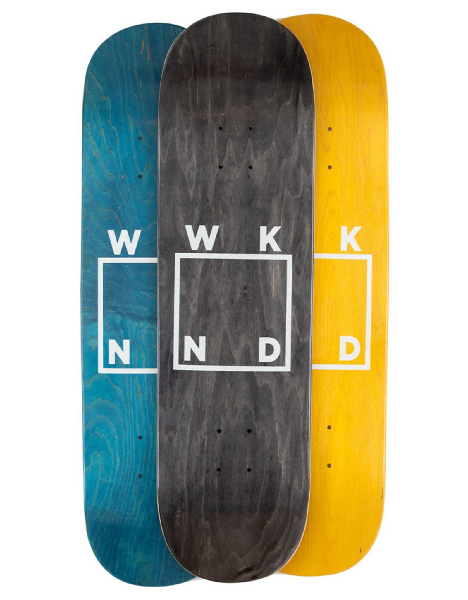 Wknd Skateboards Wknd Deck Team Glitter Logo Assorted (8.5)