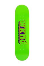 Wknd Skateboards Wknd Deck Team Good Times Green (7.75)