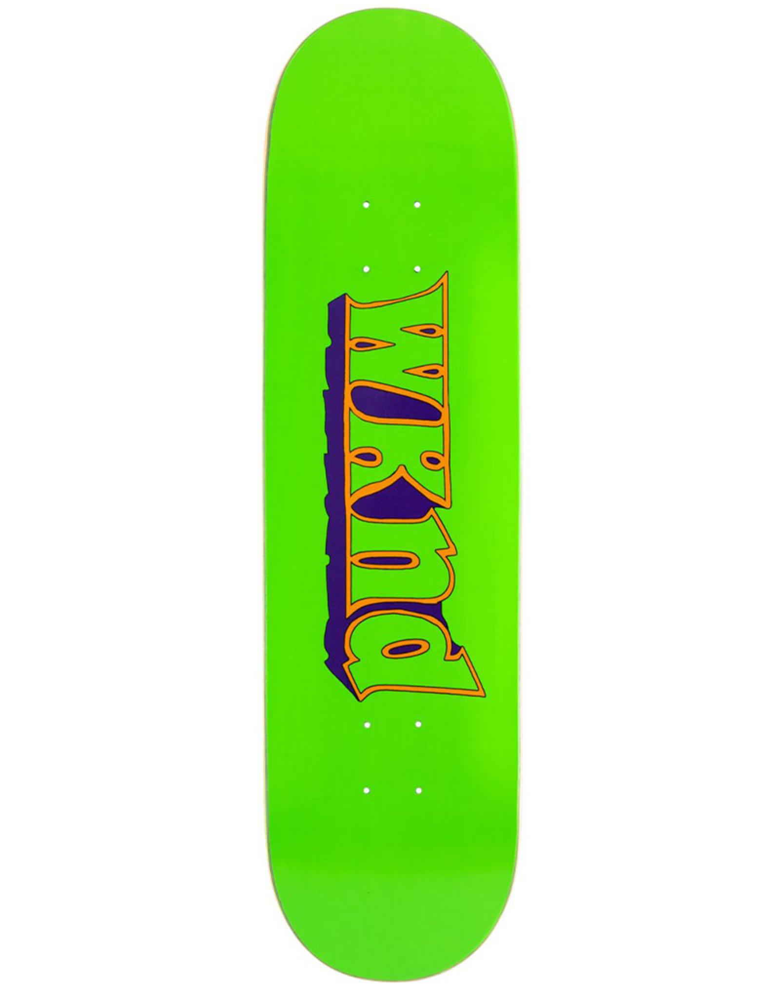 Wknd Skateboards Wknd Deck Team Good Times Green (8.75)