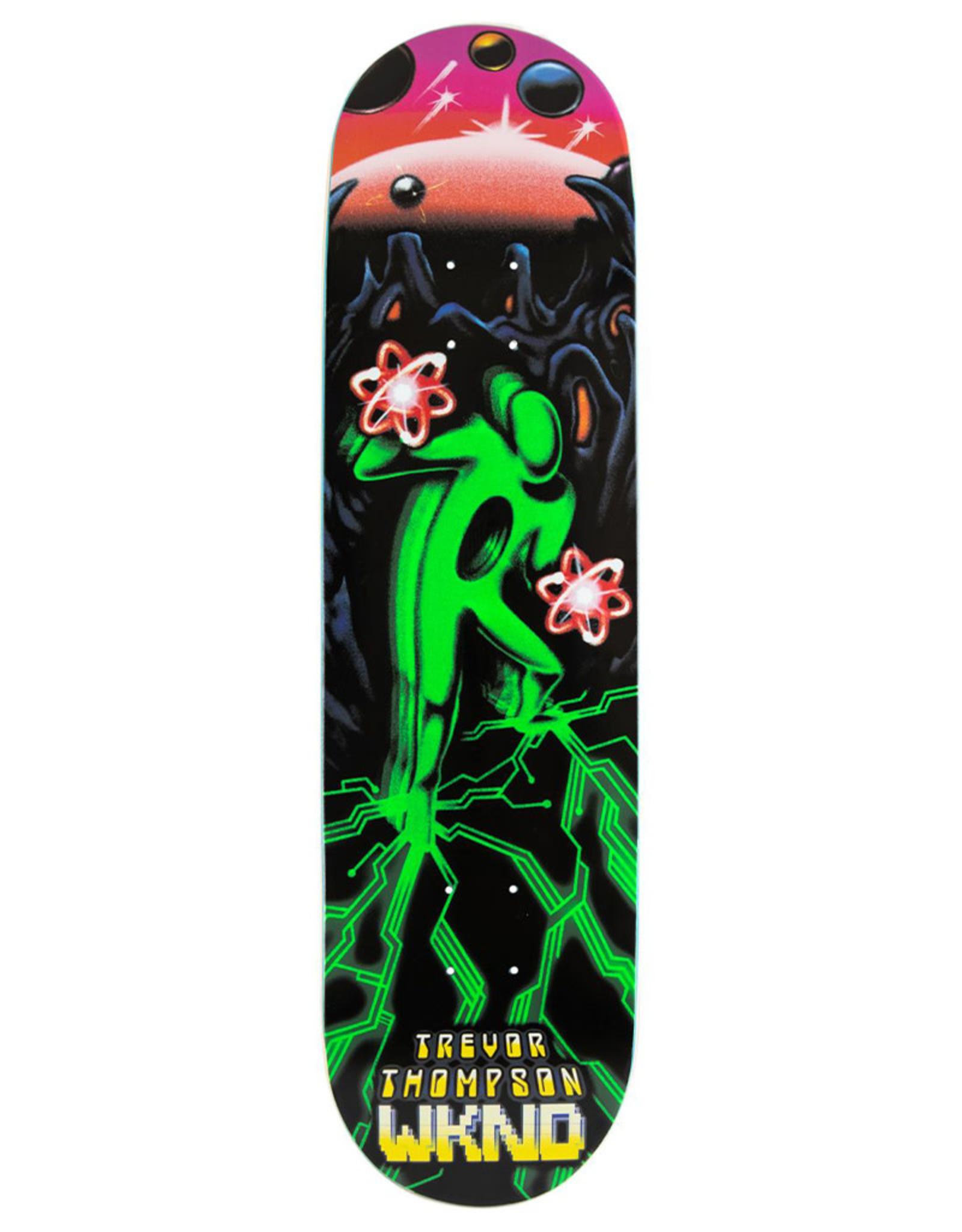 Wknd Skateboards Wknd Deck Trevor Thompson Collider (8.25)