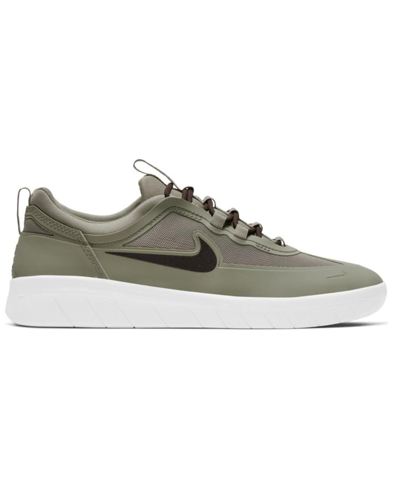 Nike SB Nike SB Shoe Nyjah Free II (Army/Velvet)