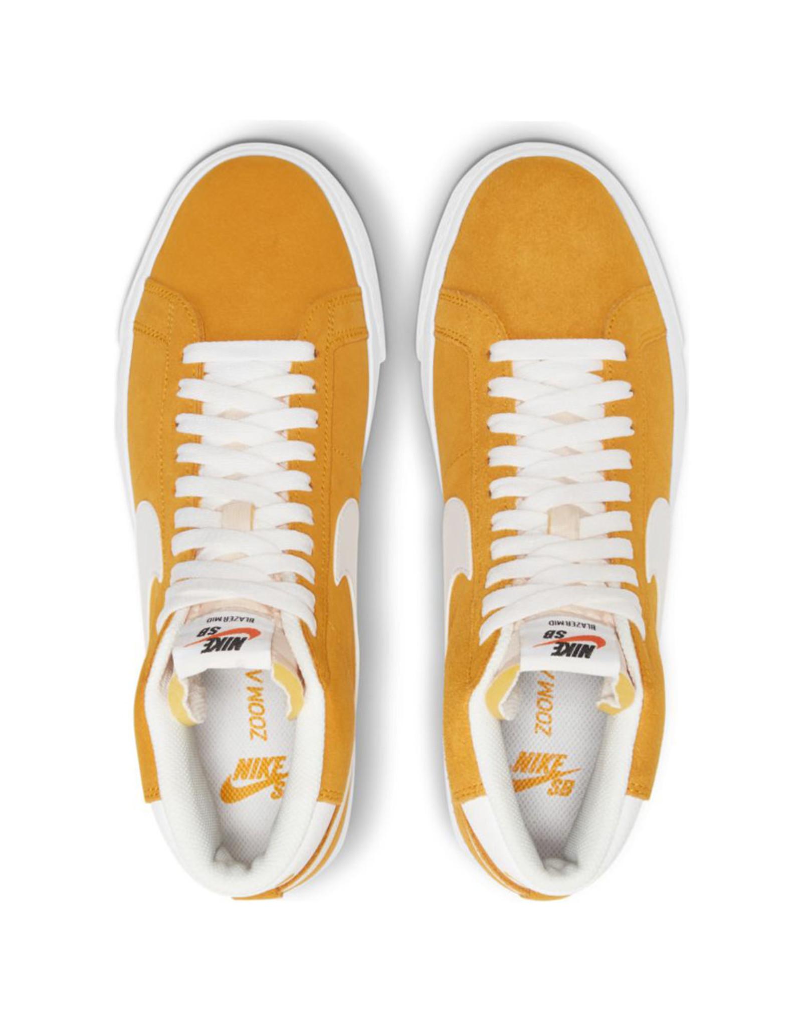 Nike SB Nike SB Shoe Zoom Blazer Mid (Gold/White)