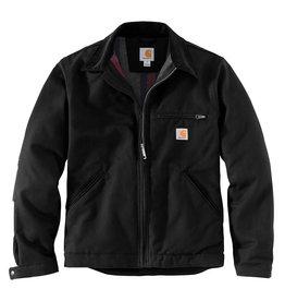 Carhartt Carhartt Jacket Duck Blanket Lined Detroit (Black)
